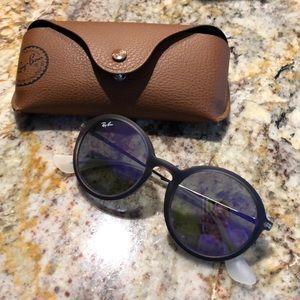 Purple Ray Ban Sunglasses (Unisex)